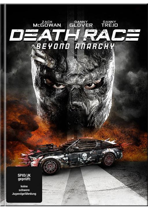 Death Race 4: Anarchy - Mediabook - Cover A [Blu-Ray+DVD]