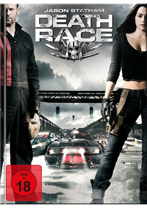 Death Race - Mediabook - Cover A [Blu-Ray+DVD]