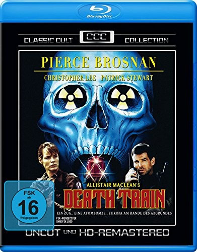 Death Train - Classic Cult Collection [Blu-ray]