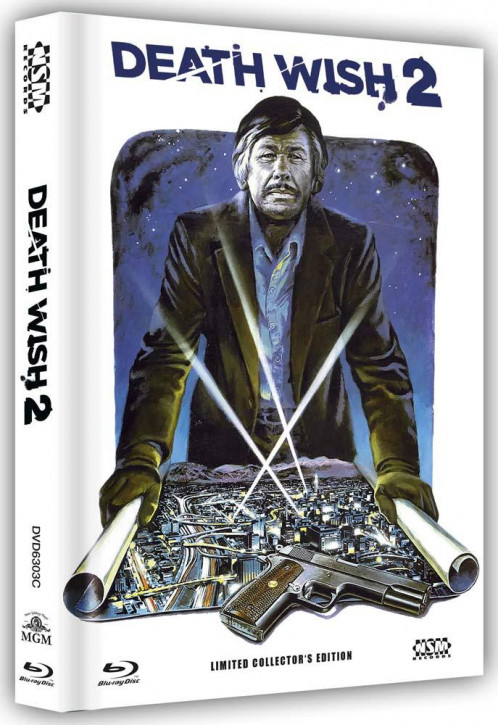 Death Wish 2 - Limited Collector's Edition - Cover C [Blu-ray+DVD]