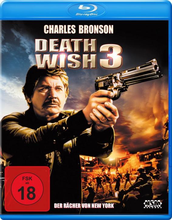 Death Wish 3 (Der Rächer von New York) [Blu-ray]