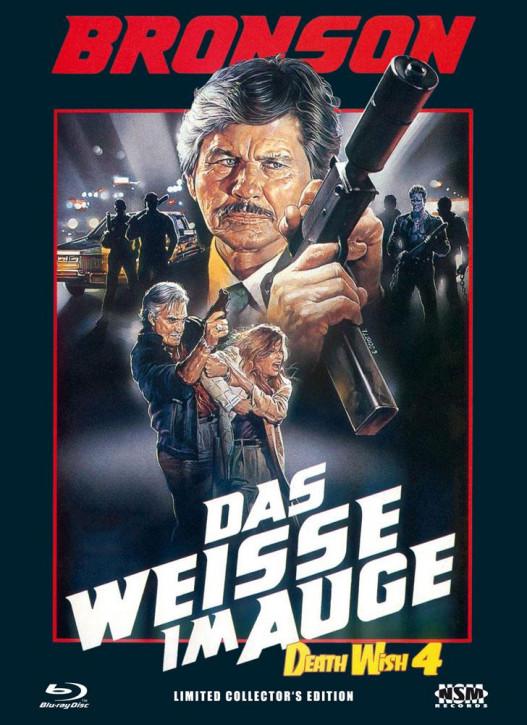 Death Wish 4 - Das Weiße im Auge - Limited Collector's Edition - Cover C [Blu-ray+DVD]