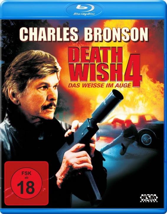 Death Wish 4 (Das Weiße im Auge) [Blu-ray]