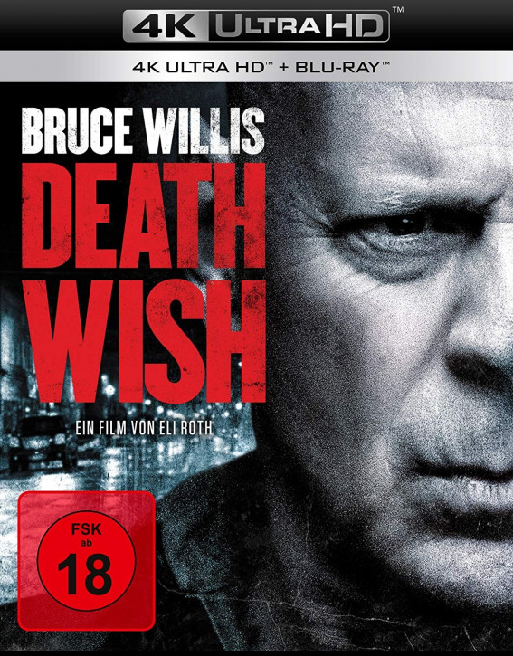 Death Wish [4K UHD+Blu-ray]