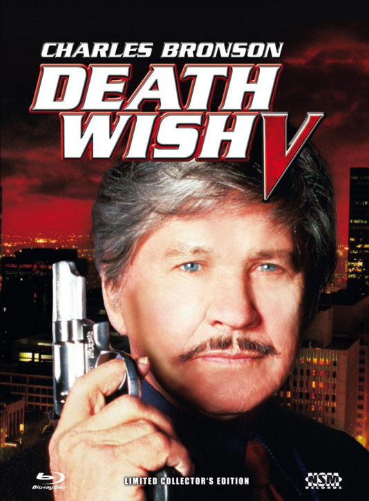 Death Wish 5 - Limited Collector's Edition - Cover A [Blu-ray+DVD]
