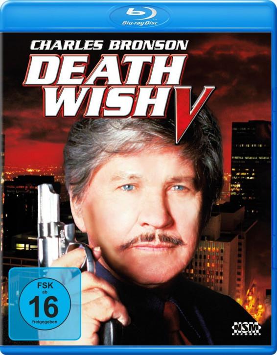 Death Wish 5 (Antlitz des Todes) [Blu-ray]