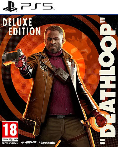 Deathloop - Deluxe Edition [PS5]