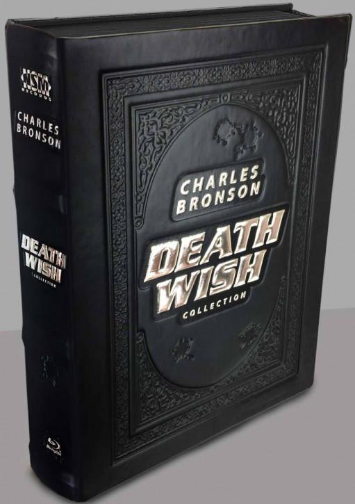 Death Wish - Leatherbook Edition [Blu-ray]