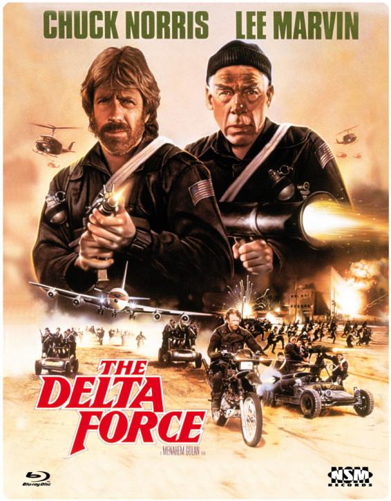 Delta Force 1 (3D FuturePak) [Blu-ray]