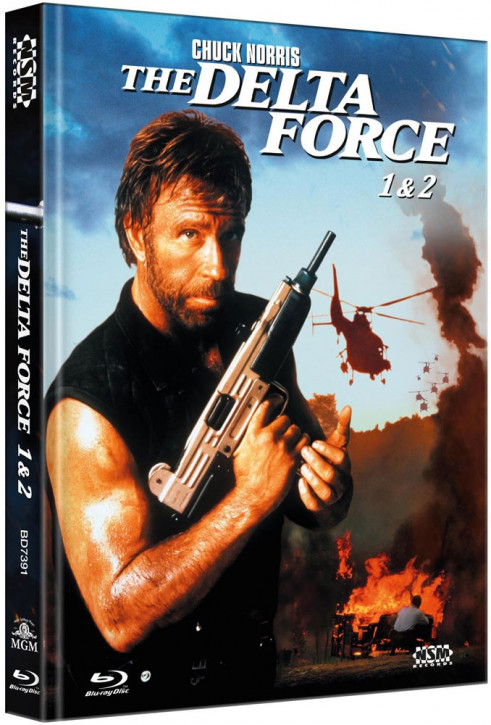 Delta Force 1&2 - Limited Collector's Edition [Blu-ray]