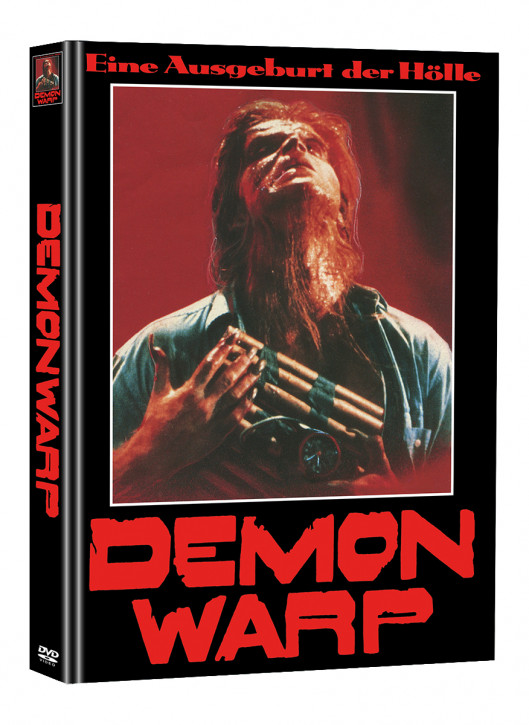 Demon Warp - Limited Mediabook Edition - Cover A (Super Spooky Stories #154) [DVD]