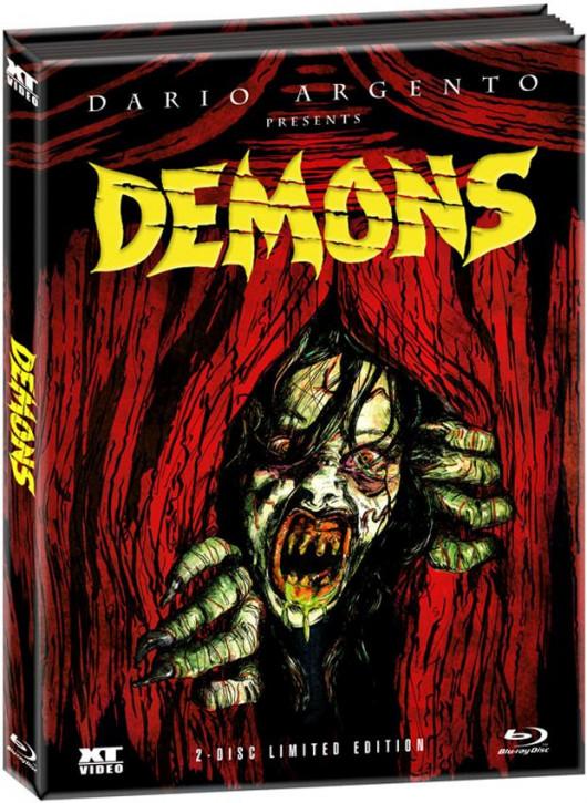 Demons 1 (Dämonen 2) - Limited Edition [Blu-ray+DVD]