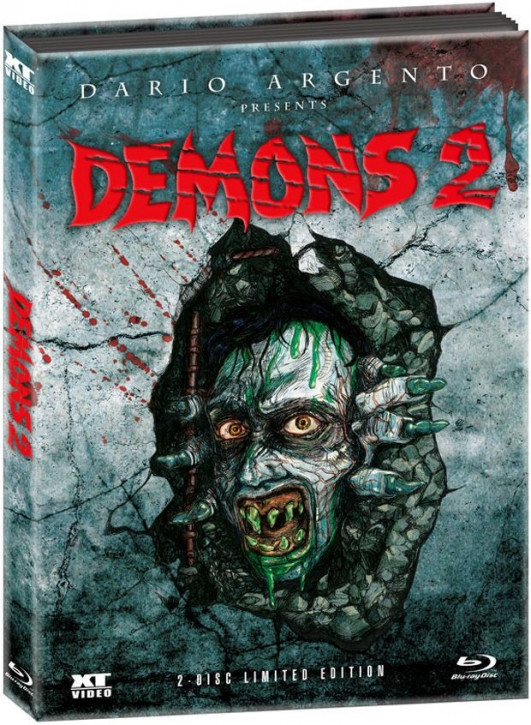 Demons 2 (Dämonen 1) - Limited Edition [Blu-ray+DVD]