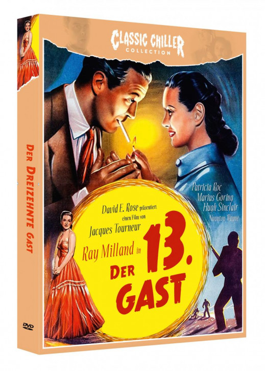 Der 13. Gast - Classic Chiller Collection [DVD]