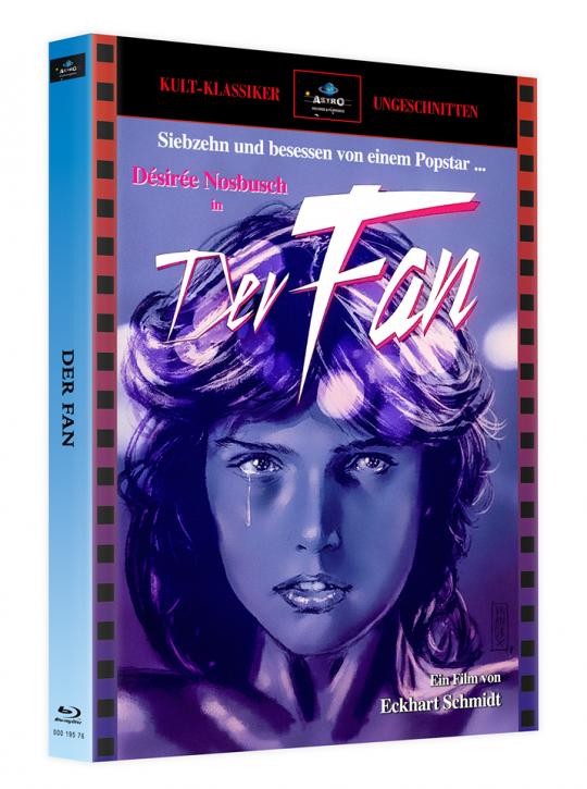 Der Fan - Mediabook - Cover A [Blu-ray]