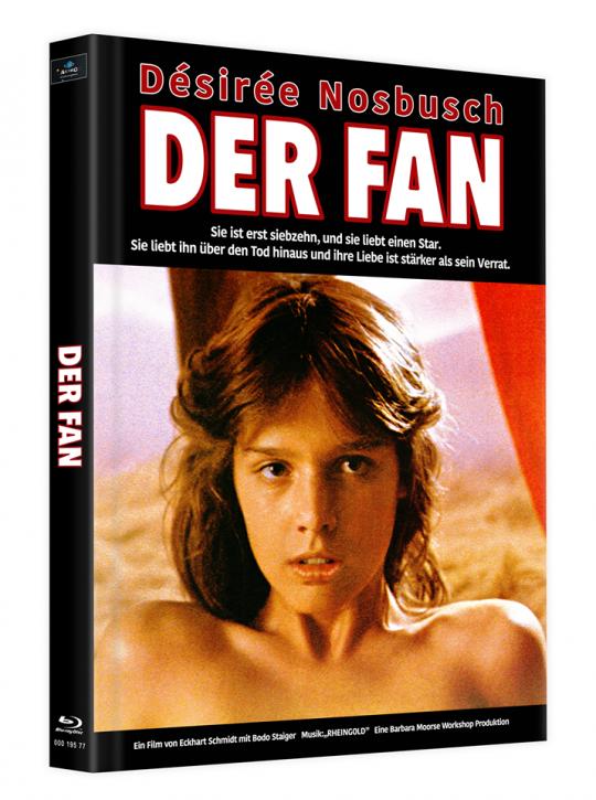 Der Fan - Mediabook - Cover B [Blu-ray]