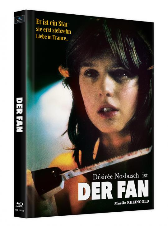 Der Fan - Mediabook - Cover D [Blu-ray]