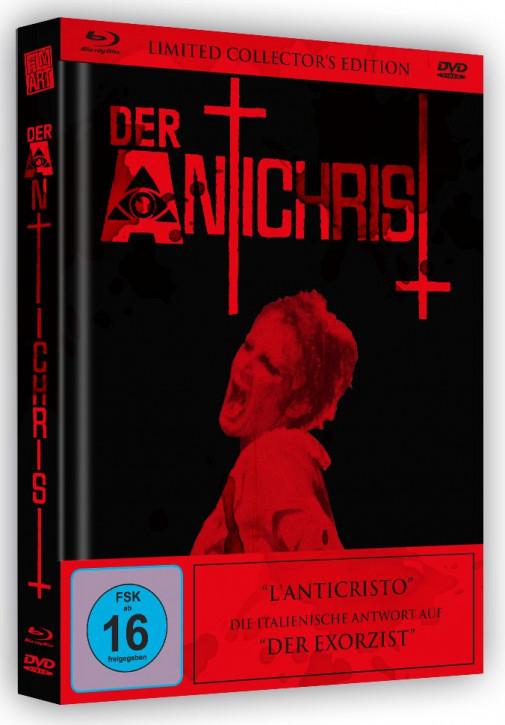 Der Antichrist - Limited Mediabook [Blu-ray+DVD]