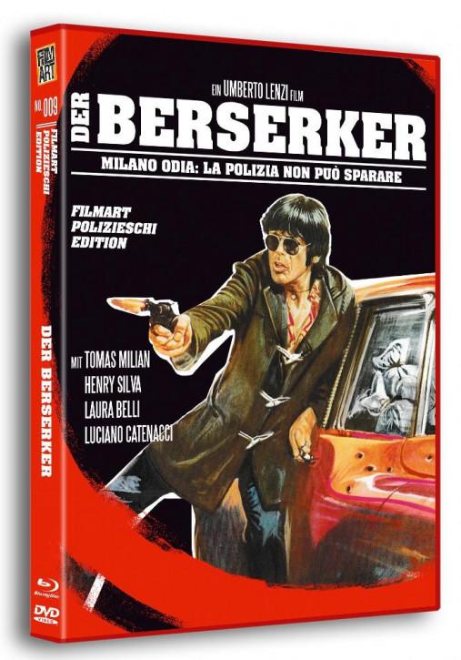 Der Berserker - Polizieschi Edition # 09 [Blu-ray+DVD]