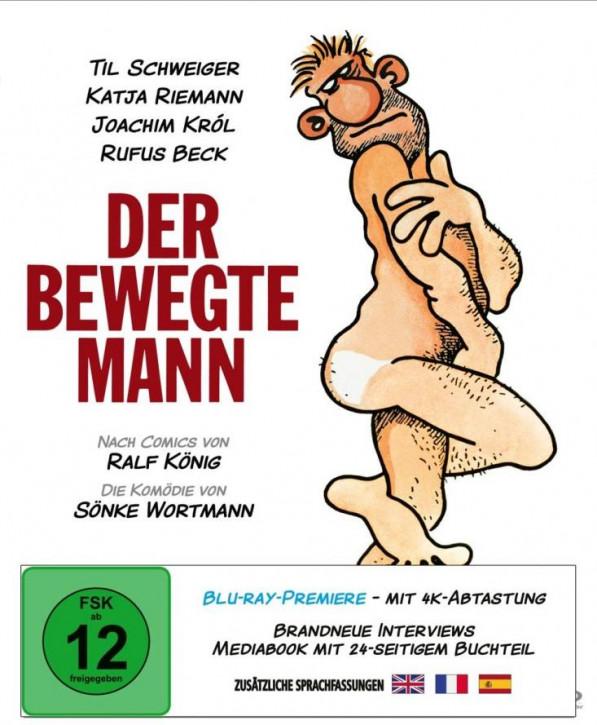 Der bewegte Mann - Limited Mediabook Edtion [Blu-ray]