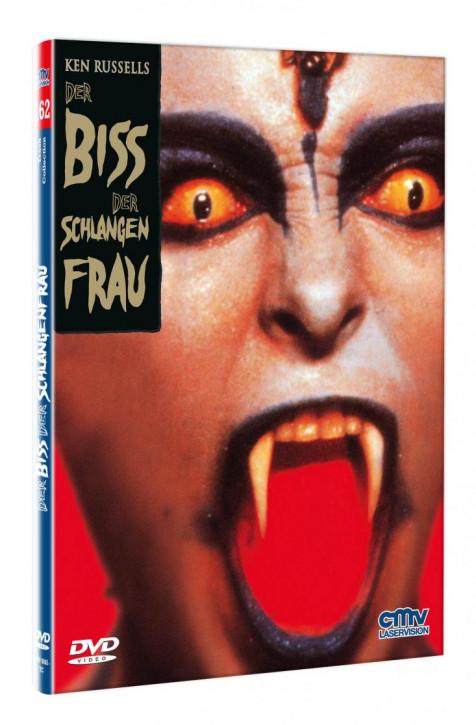 Der Biss der Schlangenfrau - Trash Collection #162 [DVD]