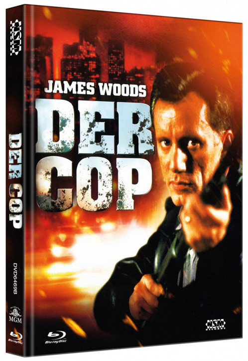 Der Cop - Limited Collector's Edition - Cover B [Blu-ray+DVD]