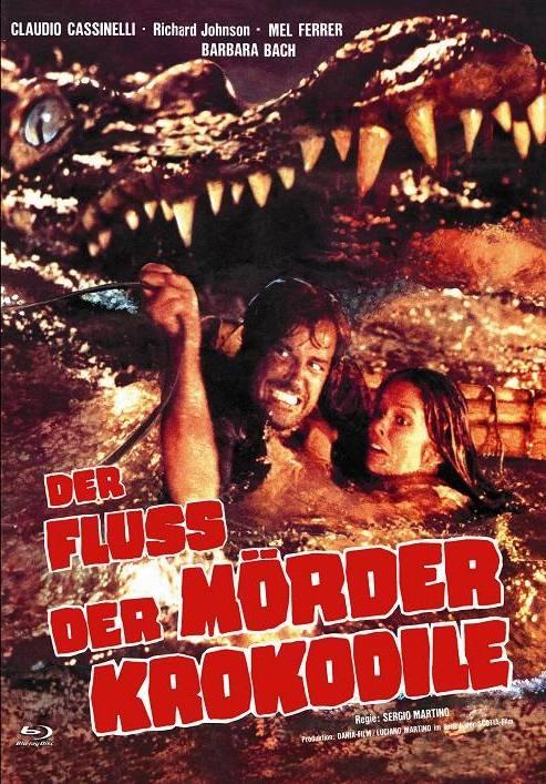Der Fluss der Mörderkrokodile - kleine Hartbox [Blu-ray]