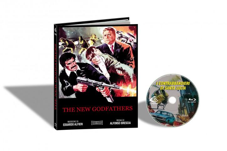 I Contrabbandieri di Santa Lucia (Der Grosse Kampf des Syndikats) - Limited Mediabook Edition - Cover D [Blu-ray]