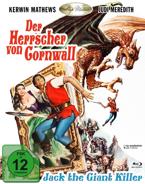 Der Herrscher von Cornwall [Blu-ray]