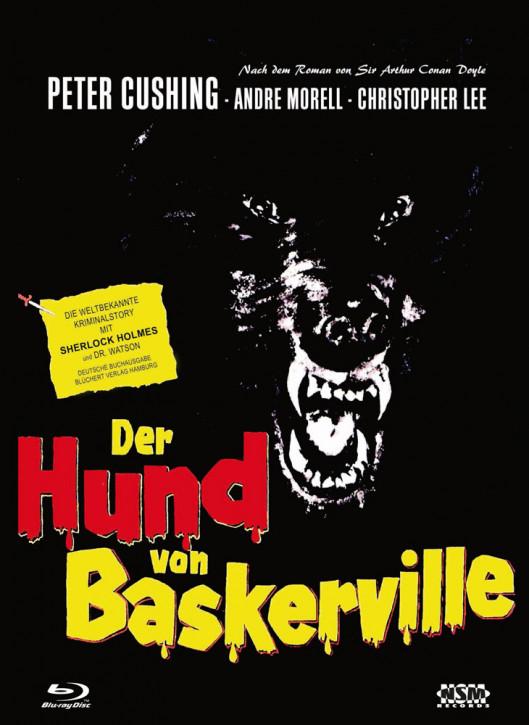 Der Hund von Baskerville - Limited Collector's Edition - Cover B [Bluray+DVD]