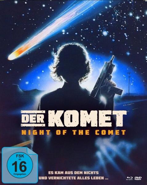 Der Komet - Limited Mediabook Edition - Cover B [Blu-ray+DVD]