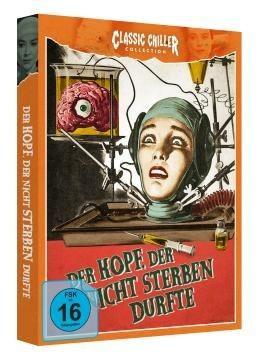 Der Kopf, der nicht sterben durfte - Classic Chiller Collection [Blu-ray+DVD]