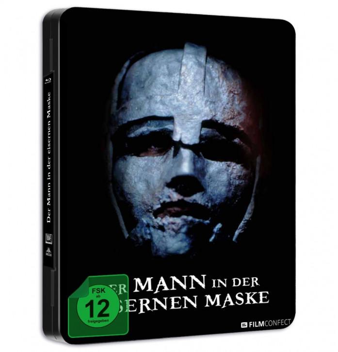 Der Mann In Der Eisernen Maske (Future Pak) [Blu-ray]