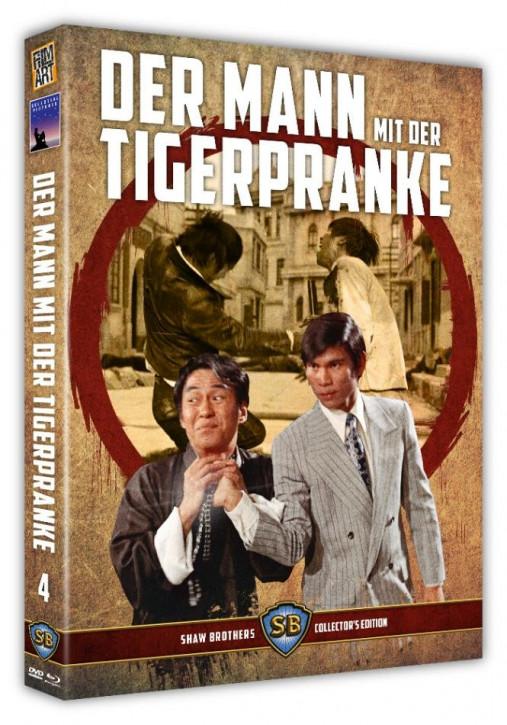 Der Mann mit der Tigerpranke - Shaw Brothers Collection 04 [Blu-ray+DVD]
