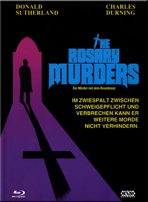 Der Mörder mit dem Rosenkranz - Limited Collector's Edition - Cover D [Blu-ray+DVD]