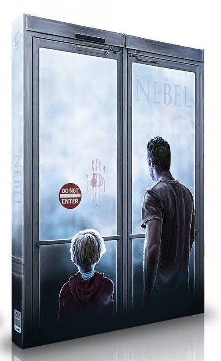 Der Nebel - Limited Mediabook Edition - Cover A [Blu-ray+CD]