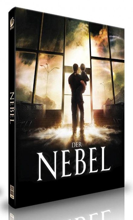 Der Nebel - Limited Mediabook Edition - Cover C [Blu-ray+CD]