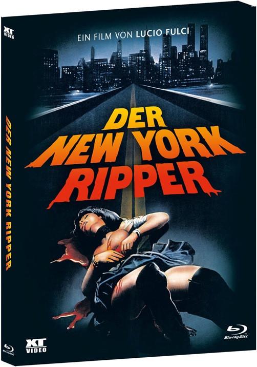 Der New York Ripper [Blu-ray]