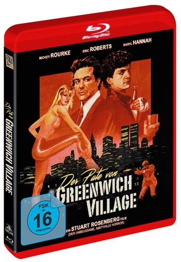 Der Pate von Greenwich Village [Blu-ray]