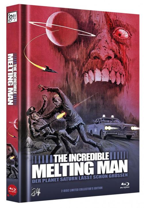 Planet Saturn lässt schön grüßen - Limited Collector's Edition - Cover A [Blu-ray+DVD]