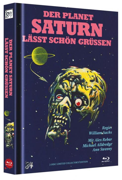 Planet Saturn lässt schön grüßen - Limited Collector's Edition - Cover B [Blu-ray+DVD]