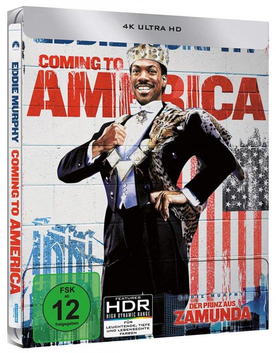 Der Prinz aus Zamunda - Steelbook [4K UHD+Blu-ray]