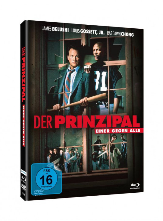 Der Prinzipal - Einer gegen alle - Limited Mediabook [Blu-ray+DVD]
