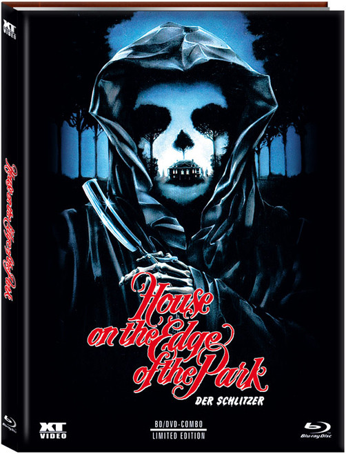Der Schlitzer - House on the Edge of the Park - Mediabook - Cover B  [Blu-ray+DVD]