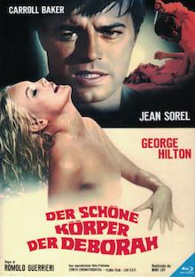 Der Schöne Körper der Deborah - kleine Hartbox - Cover A [Blu-ray]