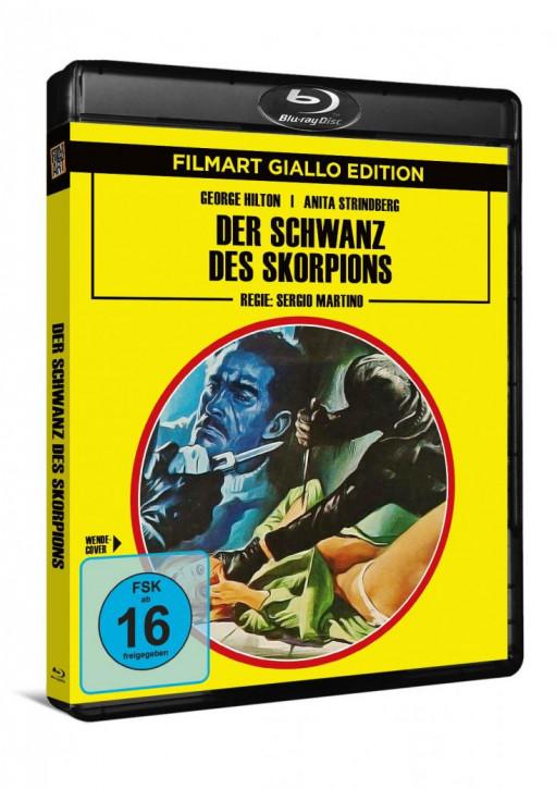 Der Schwanz des Skorpions [Blu-ray]