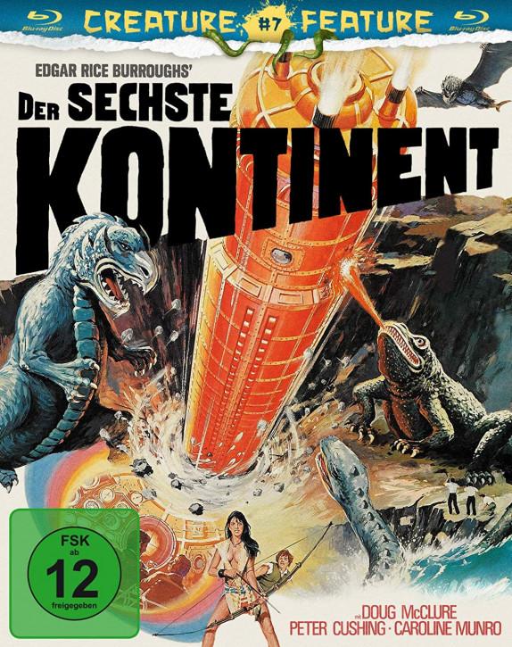 Der sechste Kontinent - Creature Feature Nr. 7 [Blu-ray]