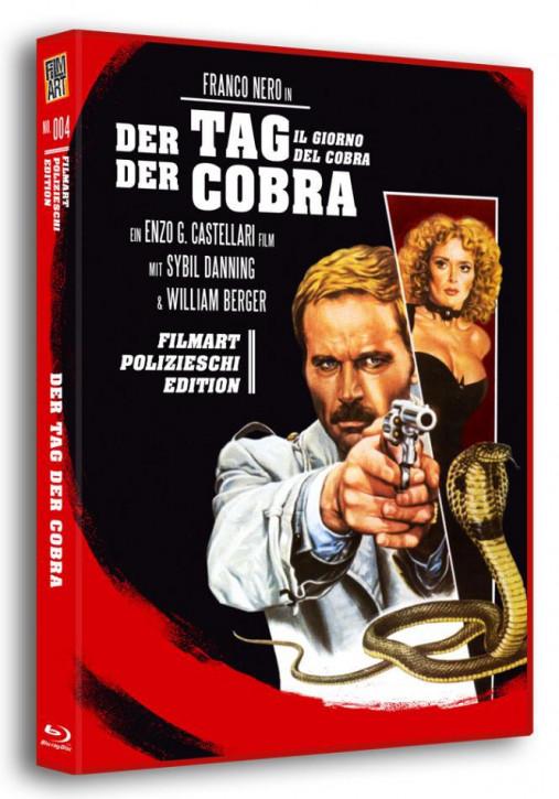 Der Tag der Cobra - Polizieschi Edition # 4 [Blu-ray]