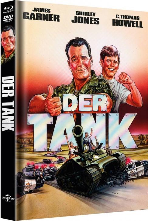 Der Tank - Limited Mediabook [Blu-ray]