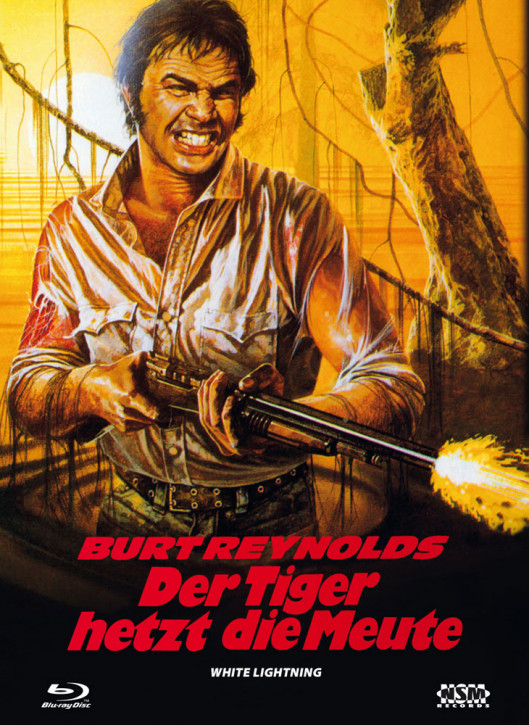 Der Tiger hetzt die Meute - Limited Collector's Edition - Cover C [Blu-ray+DVD]